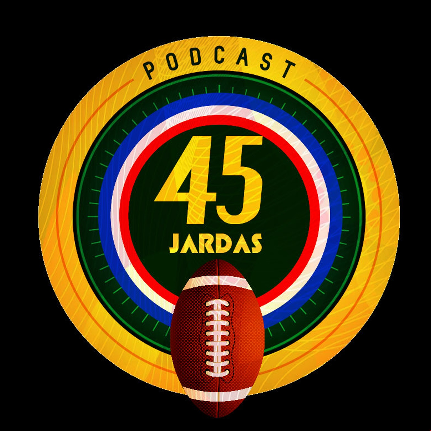 Podcast 45 Jardas